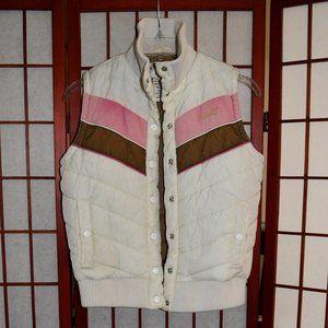 Roxy Retro Quilted Ski Vest